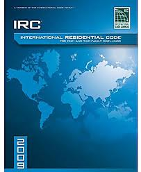 International-Residential-Code Book-2009