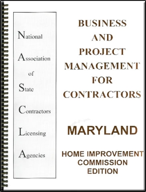 Maryland_Business-and-Project-Management-for General-Contractors