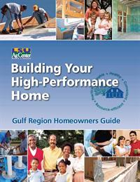 Building your high-performance home