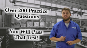 Over 200 Practice Questions You Will Pass That Test!