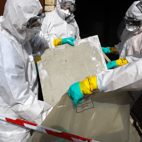 Contractor Responsibility for Asbestos