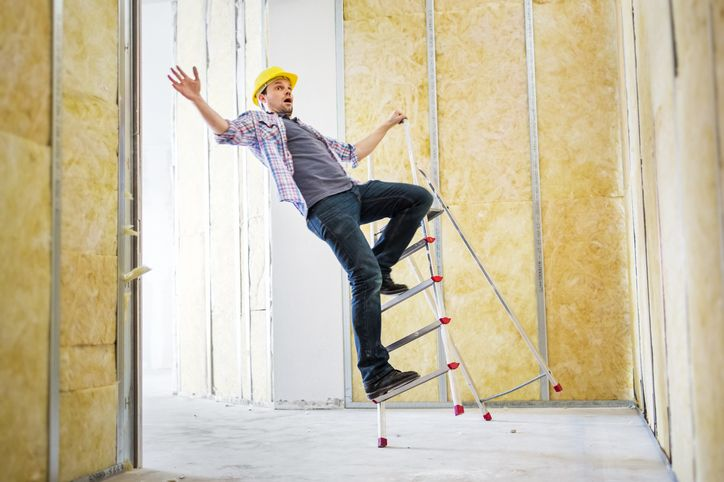 Ladders: Are they the Best Tool for the Job?