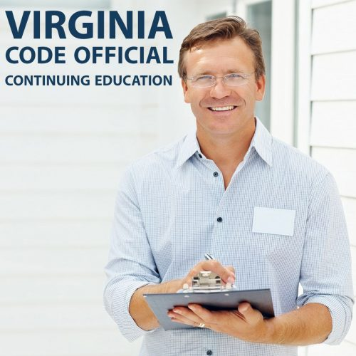 Virginia Code Official Continuing Education